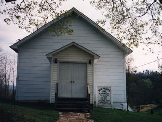 Red Bluff AME Church, 1996