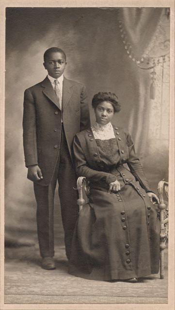 Mary & Samuel Stewart