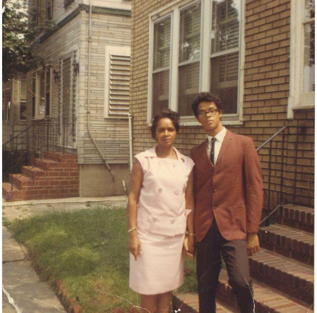 Elizabeth & Kenny circa 1966