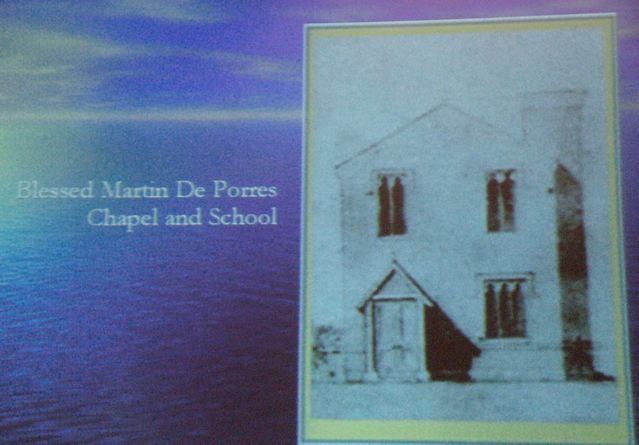 Blessed Martin De Porres Chapel & School