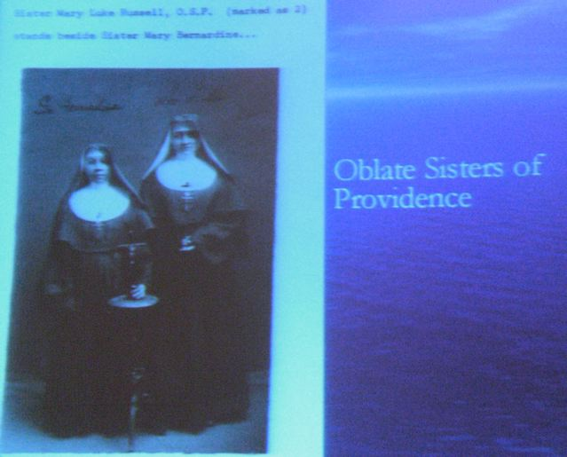 Oblate Sisters of Providence