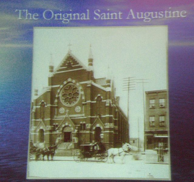 Original St. Augustine Church
