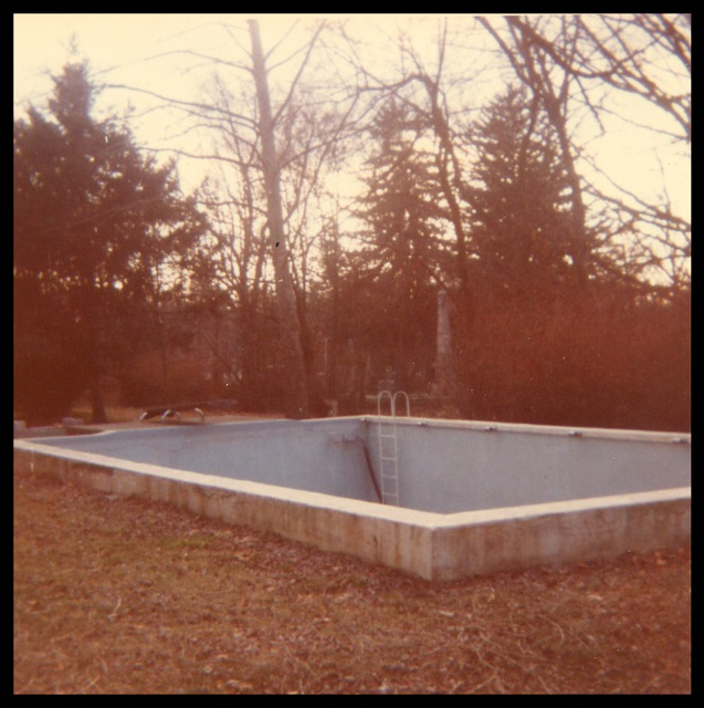 Empty Pool