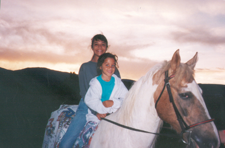 Sasha Eden & Prince 1995